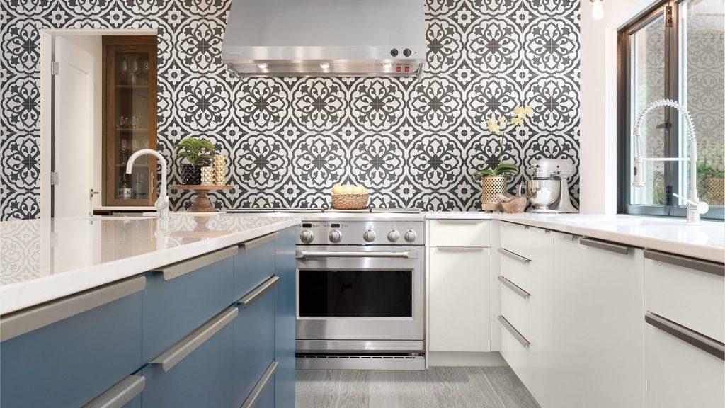 mosaic kitchen tiles